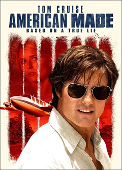 American Made DVD Box Art