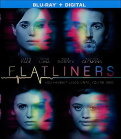 Flatliners (2017) Blu-ray Box Art