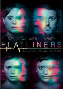Flatliners (2017) DVD Box Art
