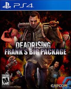 Dead Rising 4: Frank's Big Package PlayStation 4 Box Art