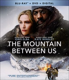 The Mountain Between Us Blu-ray Box Art