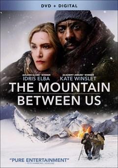 The Mountain Between Us DVD Box Art