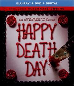 Happy Death Day Blu-ray Box Art