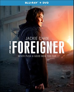 The Foreigner Blu-ray Box Art