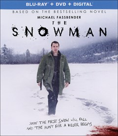 The Snowman Blu-ray Box Art