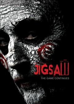 Jigsaw DVD Box Art