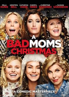 A Bad Moms Christmas DVD Box Art