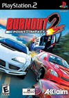 Rent Burnout 2: Point of Impact for PS2