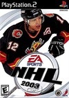Rent NHL 2003 for PS2