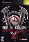 Rent Mortal Kombat: Deadly Alliance for Xbox