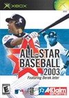Rent All Star Baseball 2003 for Xbox