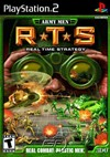 Rent Army Men RTS (Real Time Strategy) for PS2