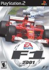 Rent F1 2001 for PS2