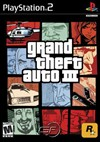 Rent Grand Theft Auto III for PS2