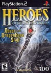 Rent Heroes of Might and Magic: Quest for PS2