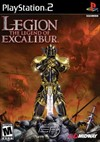 Rent Legion: Legend of Excalibur for PS2