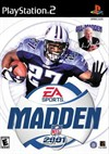 Rent Madden NFL 2001 for PS2