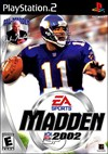 Rent Madden NFL 2002 for PS2