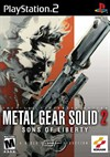 Rent Metal Gear Solid 2: Sons of Liberty for PS2