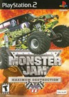 Rent Monster Jam: Maximum Destruction for PS2