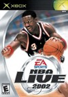 Rent NBA Live 2002 for Xbox