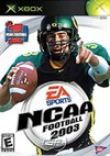 Rent NCAA Football 2003 for Xbox