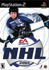 Rent NHL 2001 for PS2