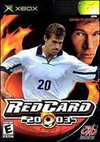 Rent RedCard Soccer 2003 for Xbox