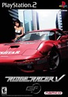 Rent Ridge Racer V for PS2