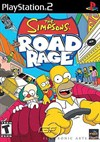 Rent Simpsons Road Rage for PS2