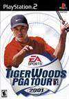 Rent Tiger Woods PGA Tour 2001 for PS2