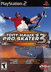 Rent Tony Hawk's Pro Skater 3 for PS2