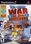 Rent Tom and Jerry: The War of the Whiskers for PS2