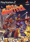 Rent War of the Monsters for PS2