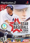Rent All Star Baseball 2004 for PS2