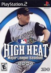 Rent High Heat Major League Baseball 2004 for PS2
