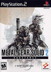 Rent Metal Gear Solid 2: Substance for PS2