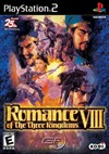 Rent Romance of the Three Kingdoms VIII for PS2