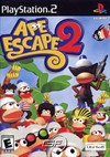 Rent Ape Escape 2 for PS2