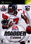Rent Madden NFL 2004 for Xbox