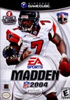 Rent Madden NFL 2004 for GC