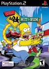 Rent Simpsons Hit and Run for PS2