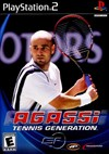 Rent Agassi Tennis Generation for PS2