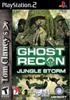 Rent Tom Clancy's Ghost Recon: Jungle Storm for PS2