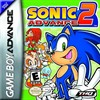 Rent Sonic Advance 2 for GBA