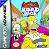 Rent Simpsons Road Rage for GBA