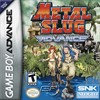 Rent Metal Slug Advance for GBA