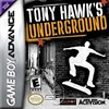 Rent Tony Hawk's Underground (THUG) for GBA