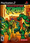Rent Teenage Mutant Ninja Turtles for PS2