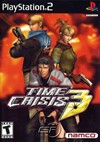 Rent Time Crisis 3 for PS2